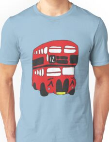 Cute London Bus Unisex T-Shirt