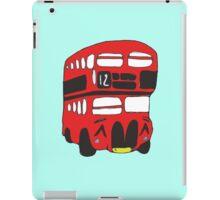 Cute London Bus iPad Case/Skin