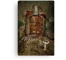 The Life of Crime Canvas Print