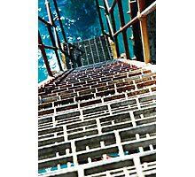 Stairway To Neptune Photographic Print