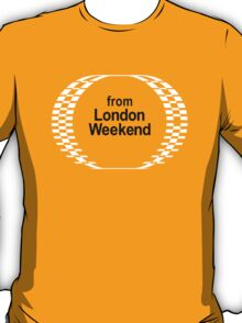 London Weekend (1969) T-Shirt