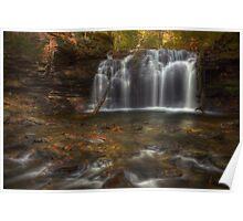 Wyandot Falls (Head on) Poster