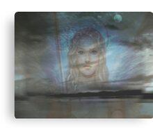 Angelic Protector Canvas Print