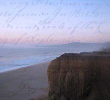 she sent him love letters written on the ocean sky by ShadowDancer