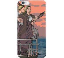 Titanic selfie iPhone Case/Skin