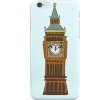 Cute Big Ben Tee iPhone Case/Skin