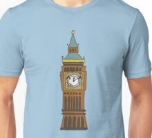 Cute Big Ben Tee Unisex T-Shirt