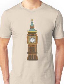 Cute Big Ben Tee Unisex T-Shirt