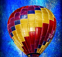 Whimsical Balloon Ride by Gary Smith