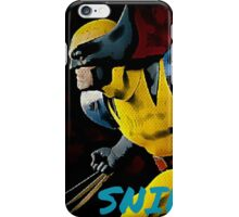SNIKT! iPhone Case/Skin