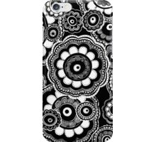 Black and White #12 iPhone Case/Skin