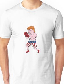 Donald Trump 2016 Republican Boxer Unisex T-Shirt