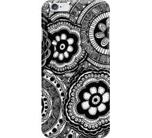 Black and White #1 iPhone Case/Skin