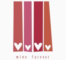 Mine Forever Kids Tee