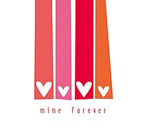 Mine Forever Photographic Print