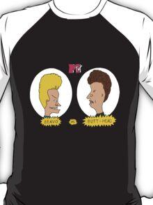 Beavis and Butthead MTV shirt T-Shirt