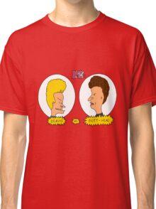 Beavis and Butthead MTV shirt Classic T-Shirt