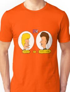 Beavis and Butthead MTV shirt Unisex T-Shirt