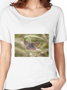 Brown Argus Women's Relaxed Fit T-Shirt