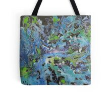 Going with the Flow. Tote Bag