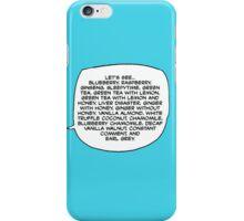 Tea with Ramona iPhone Case/Skin