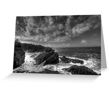 Shore Acres Southern View Greeting Card