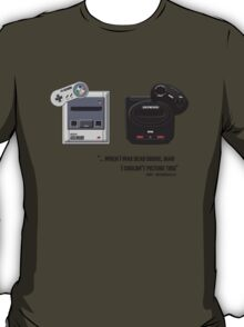 Juicy - Super Nintendo Sega Genesis T-Shirt