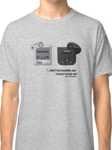 Juicy - Super Nintendo Sega Genesis Classic T-Shirt