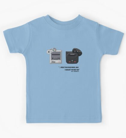 Juicy - Super Nintendo Sega Genesis Kids Tee
