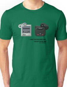 Juicy - Super Nintendo Sega Genesis Unisex T-Shirt
