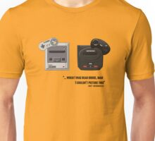 Juicy - Super Nintendo Sega Genesis Unisex T-Shirt