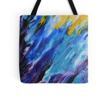 cool flow Tote Bag