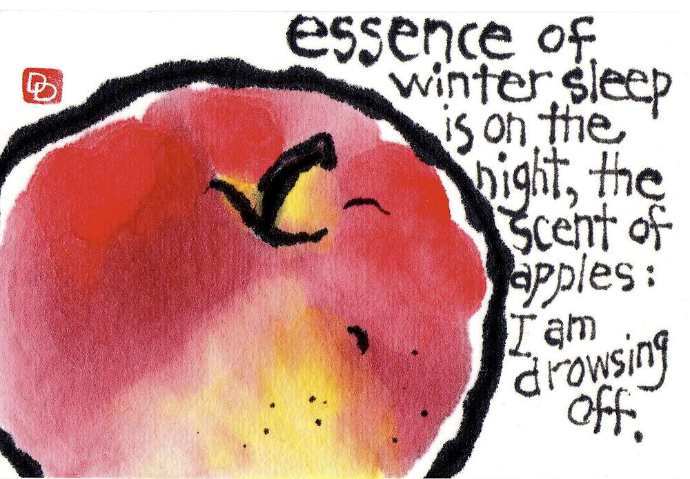 Frost Apple by dosankodebbie
