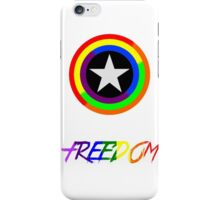 Captain Freedom iPhone Case/Skin
