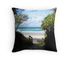 Byron Bay NSW Australia Throw Pillow