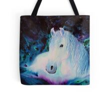 """Mystique"" Horse Spirit Tote Bag"