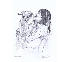 Steve Tyler, Aerosmith Photographic Print