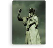 the righteous  Canvas Print