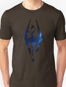 Galaxy Skyrim  T-Shirt