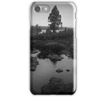Misty Moor, Overland Track iPhone Case/Skin
