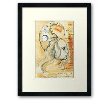 Magus Framed Print
