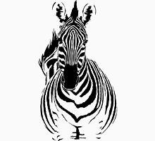 Zebra Alternative Cutout Unisex T-Shirt