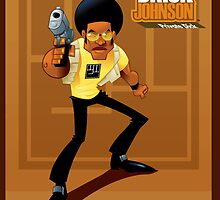 Brick Johson. Private Dick! by Wardell Brown