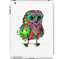Psychadelic owl ~ iPad Case/Skin