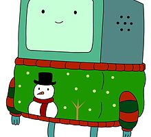 BMO - christmas by finity
