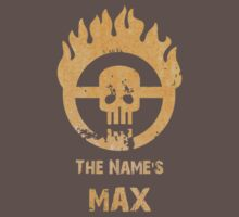 The name's Max - Mad Max Fury Road by tunevisuals