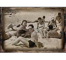 On Furlough 1944 Photographic Print