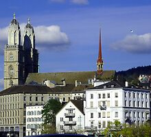 The Wonder of Zurich by Charmiene Maxwell-batten