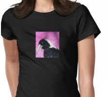 WATCH OUT !!!! Maggies about. Womens Fitted T-Shirt