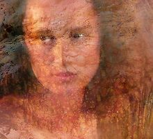 Portrait of a Young Woman by Roz McQuillan